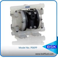 Buy cheap Industrial PlasticPositive Displacement Water Pumps Low Pressure Diaphragm from wholesalers