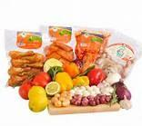 China Eco - friendly foil Vacuum Seal Food Bags, Recyclable, fruite, Beef, Customize wholesale