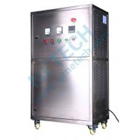 China High Concentration Water Ozone Generator / corona discharge ozone generator drinking water wholesale