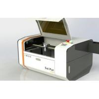 China Wooden / Acrylic Laser Engraving Machine Small Size High Speed Water Cooling on sale