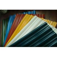 China DC51D+Z SGCC Hot Dip Galvanized Steel Sheet , GI / HDGI Corrugated Metal Roofing Sheets wholesale