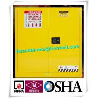 China Industrial Safety Storage Chemical Storage Cabinets for Flammable Liquid wholesale