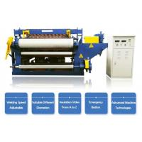China DZ-45 Color customization 3m Width CNC Stainless Steel Full Automatic Welded Wire Mesh Machine on sale