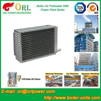 China Power Plant CFB Boiler APH / Regenerative Air Preheater For Boiler wholesale