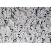 China Floral Lace Fabric wholesale