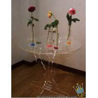 China acrylic tea table wholesale