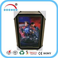 China Offset Printing Customized 3d lenticular posters PET Lenticular effect wholesale