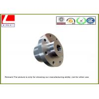 China Customized precision Mass production part CNC Aluminium machining hub wholesale