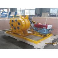China SH Series Rotary Hose Squeeze Pump Customize Color One Year Warranty wholesale