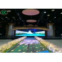 China High definition P6.25 SMD3528 full color led dance floor 1000mmx 500mm cabinet wholesale
