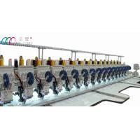 China 16 Heads Flat And Single Sequin Embroidery Machine on sale