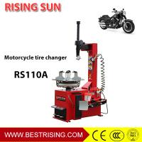 China Motorcycle repair used tire machine changer wholesale