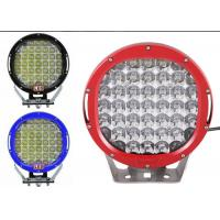 China 185W High Intensity LED Driving Lights For 12 volt to 24v Offroad / Truck / Mining wholesale
