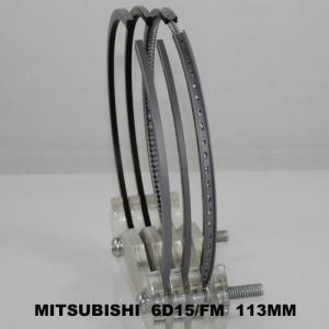 China 6D15 Fighter Aero Midi Mitsubishi Piston Ring Set Metal-Ceramic Composite ME032403 on sale