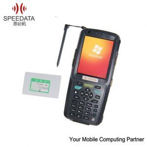 China SM-621B IP65 Rugged Windows MobileFingerprint Scanner with SIM Card Slot wholesale