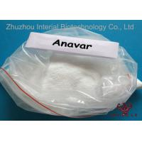 China 99% Purity Oral Anabolic Steroids Oxandrolone Anavar For Weight Loss CAS 53-39-4 wholesale