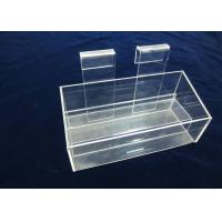 China Custom Made Acrylic Cosmetic Display Stand For Retail Store wholesale