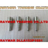 China BOSCH Diesel common rail fuel nozzle DLLA152P1681, 0433172029 for 0445110310 wholesale