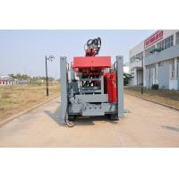 China 2 Gears Rotation Speed Water Well Drilling Machine With Cummins 4BT Diesel Egine wholesale