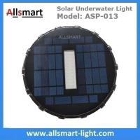 China Solar Underwater Lights for Swimming Pool Solar Underwater Spotlights Wall Mounted Solar Ponds Lights Solar Pool Lights wholesale