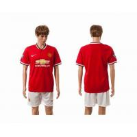 China 2014-2015 premiership soccer jersey Manchester United wholesale