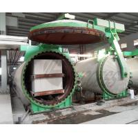 China Textile Sand AAC Autoclave Lightweight , AAC Block Plant Automatic wholesale
