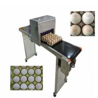 China High Resolution With 600 DPI And High Speed Operation  Egg Jet Printer wholesale