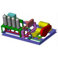 China Chemical  Industry Skid Industrial / Oilfield Skid Design According Requirements wholesale