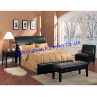 China leather bed,leather beds,white leather bed,leather bed frame wholesale