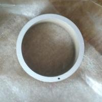China Tube / Ring Piezo Ceramic Disc Customized Tube Size For Make Sensor Iso9001 wholesale