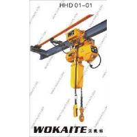 Buy cheap Electric Chain Hoist from wholesalers