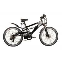 China Larger Power Electric Mountain Bicycle / E-bike 500W , Aluminum Alloy Frame wholesale