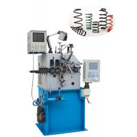 China Disc Spring Used Coil Winding Machine Unlimited Feed Length With Technical Support wholesale