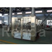 China Water Bottle Plant With Bottle Fillers Automated PLC Controlled Water Packaging Machinery wholesale