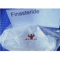 China 99% Pharmaceutical Raw Material Finasteride Hair Growth Steroids For Male CAS 98319-26-7 wholesale