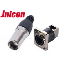 China CCTV IP65 RJ45 Waterproof Connector High Durability Corrosion Resistance wholesale