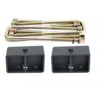 China 3 Inch Rear Coil Spacer Lift Kit , Leveling U Bolts For Lift Kits 07-18 2WD 4WD wholesale