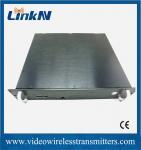 China COFDM Full HD Wireless Transmitter , High Resolution Wireless Video Sender wholesale