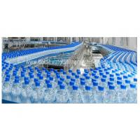 China CGF24-24-8 Small Water Bottle Filling Machine / Production Line High - Speed wholesale