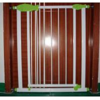Unique Adjustable Metal Baby Gates With Door Double