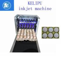 China Automatic Egg Inkjet Batch Coding Machine To Enhance The Product Image wholesale