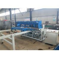China Galvanized Steel Wire Automatic Wire Mesh Welding Machine 4.0KW Stable Performance wholesale