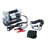 China High Power DC12V Electric Portable Vehicle Air Compressor For Car Bike Sports Ball wholesale