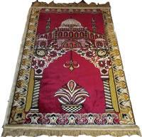 China Cheapest polyester prayer mat wholesale