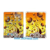 China Leaves Skin Sticker Protector For iPad 2 New iPad 3 wholesale