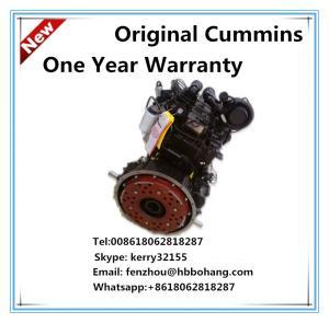China 170kw truck diesel engine Euro III 3 Dongfeng Cummins on sale