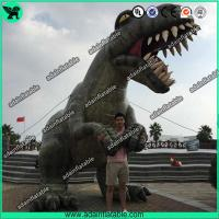 China Giant Advertising 5m Inflatable T-REX Dinosaur Event Inflatable Animal Model wholesale