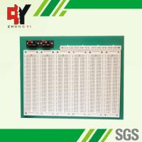 China Lab Test Breadboard Electronics Projects 4660 Tie Points Advanced Board wholesale