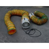 Buy cheap PVC duct with fan from wholesalers