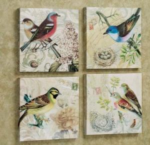 China MDF frameless decorative painting wholesale